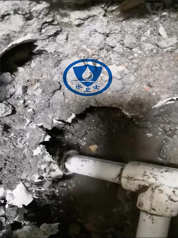 扬州测漏水案例